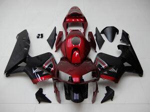 CN-Black-Red-ABS-Fairing-Bodywork-Injection-Kit-For-Honda-CBR600RR-F5-2003-2004