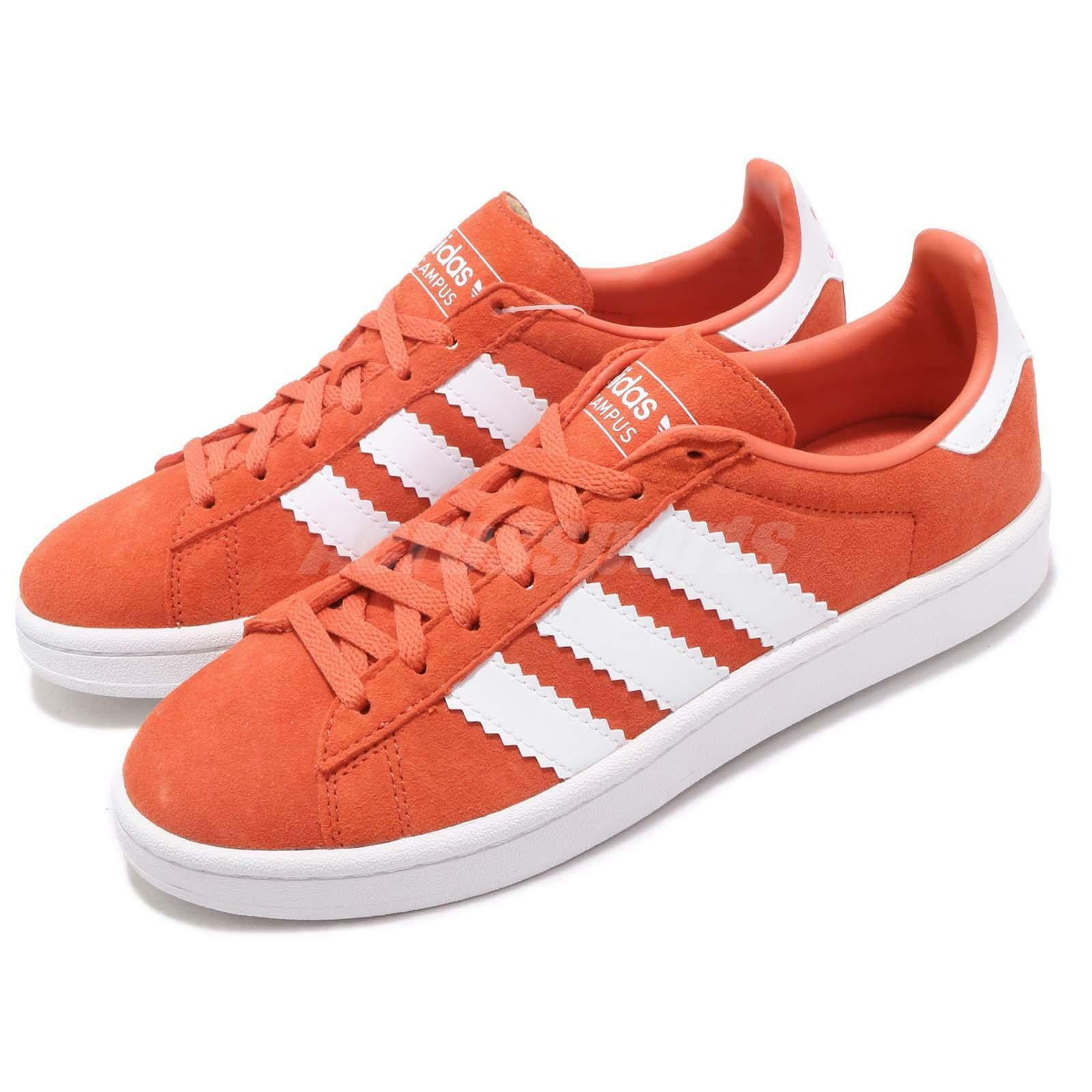 Adidas Originals Campus W Raw Amber White Women Casual shoes Sneakers CG6034