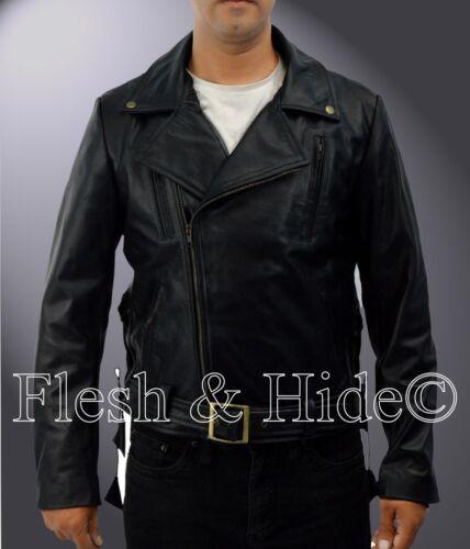 de Blaze de moto Ghost Johnny Manteau Rider Nicholas de Cage xI0Pwt
