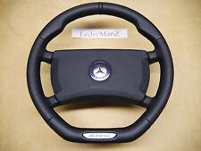 Mercedes custom RARE 390mm Steering Wheel AMG R107 C107 C123 W123 W124 W126 C126