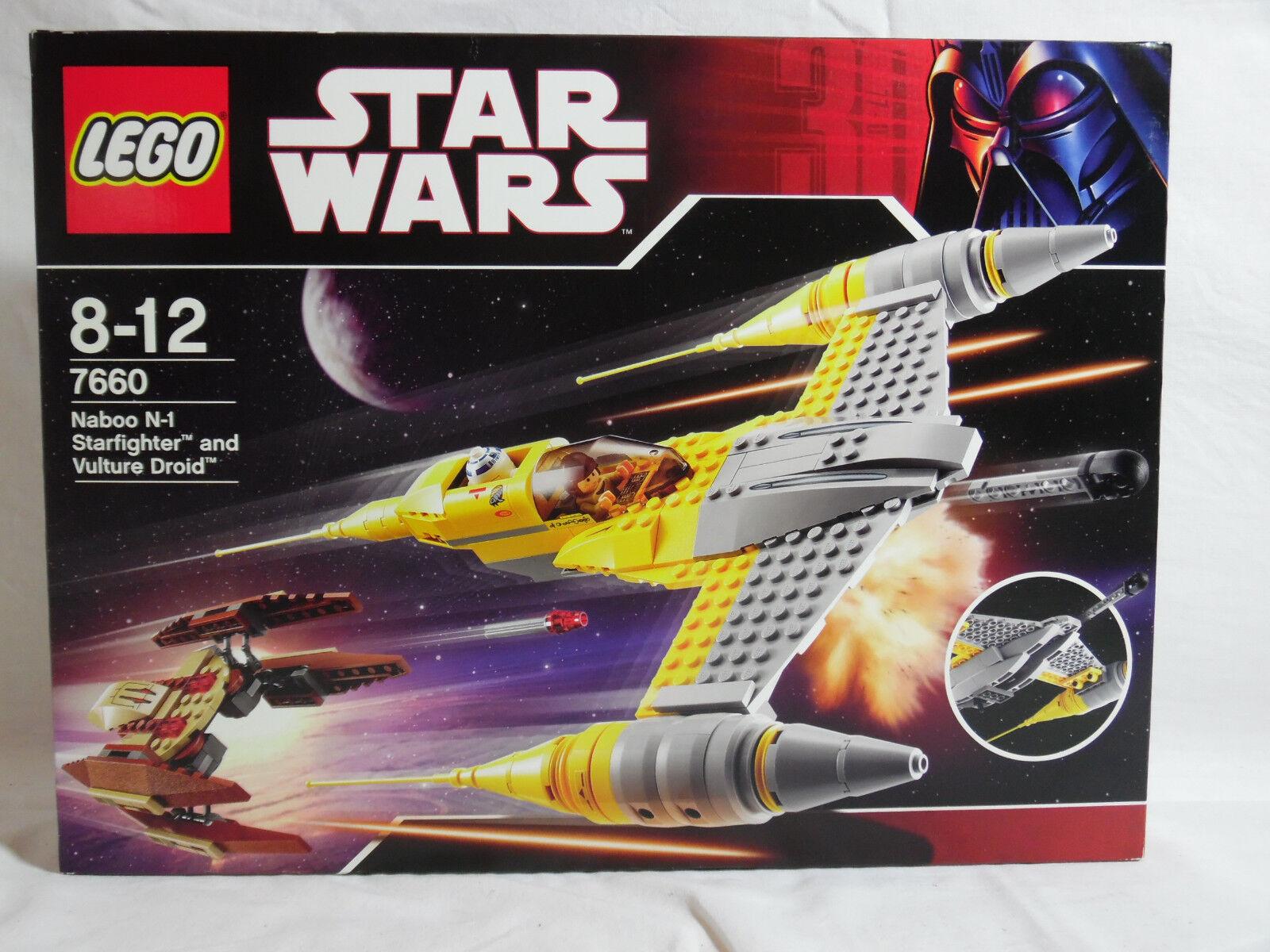 LEGO Star Wars / Naboo N-1 Starfighter and Vulture Droid / 7660 / Neu und OVP