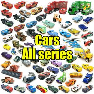 Disney-Pixar-Cars-Lightning-McQueen-Tractor-King-1-55-Model-Toy-Car-Kids-Gift