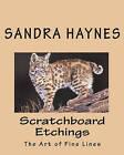 Scratchboard Etchings: The Art of Fine Lines by Sandra Haynes (Paperback / softback, 2010)