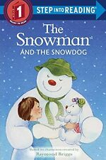 Step into Reading: The Snowman and the Snowdog by Raymond Briggs (2015, Paperback)