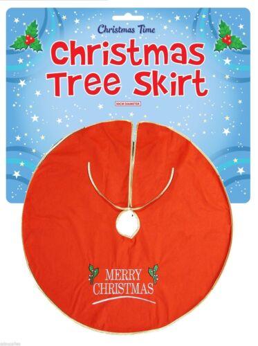 90cm Diameter Christmas Tree Skirt