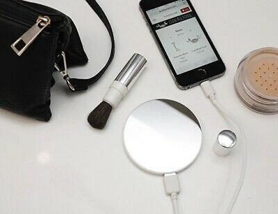 Kikkerland Mirror Power Bank 2 IN 1 Compact Mirror And Power Bank [1113] 612615085565 | eBay