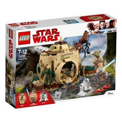 NEW LEGO Star Wars™ Yoda's Hut 75208 Age: 7-12 .