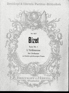 Bizet-Suite-Nr-1-L-039-Arlesienne-fuer-Orchester-zu-Daudets-gleichnamigen-Drama