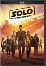 Solo a Star Wars Story (2018 Dvd) 1st Class Now