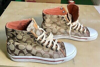 Coach High Top sneakers \