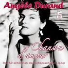 Chanson D'Amour-50 Große Erfolge In Deutsch von Angle Durand (2013)