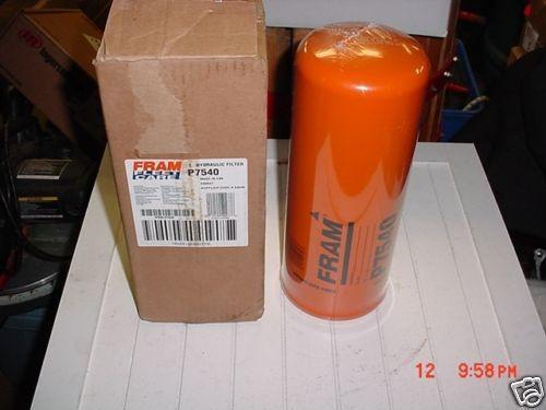 FRAM P7540 HYDRAULIC FILTER