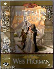 LANCE DRAGON GF # WEIS & HICKMAN # LE TEMPS DES JUMEAUX # 2008 MILADY