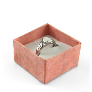 HOT-925-Sterling-Silver-White-Fire-Opal-Gemstone-Lady-Jewelry-Ring-Size-6-7-8-9