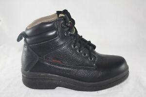 MENS-GRAND-HUNTER-WORK-BOOT-SLIP-RESISTANT-SPLE-BLACK-5080-LEATHER