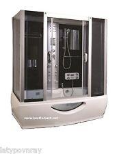 Steam Shower Enclosure.Bluetooth,Foot Massage.Ozone genirator.7 Year  Warranty