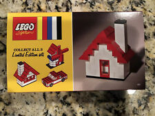 Lego 400028 House 60th Anniversary Limited Edition NEW Factory Sealed!
