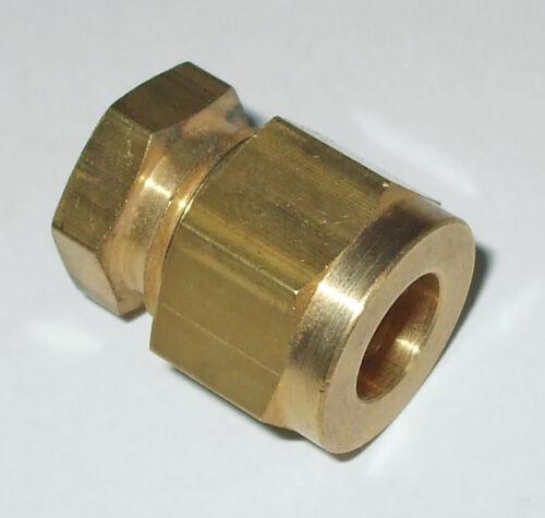 Gas con cobre aceitunas GLP Final de parada para tubo Hidráulica-Elegir Talla 11905x
