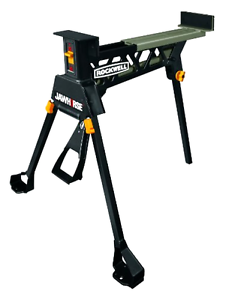 Jawhorse Portable Material Support Work Bench Vice Miter Stand