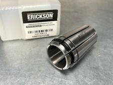 ERICKSON 21MM TG-150 COLLET  PART# 150TG210M KENNAMETAL