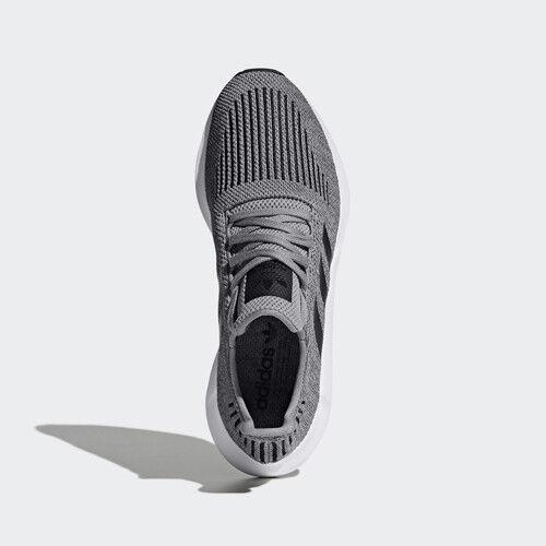 Women Adidas CQ2115 Swift Run Running shoes grey black sneakers