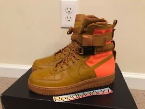 pretty nice 85ac3 f5553 Image is loading Nike-SF-AF1-Special-Field-Air-Force-1-