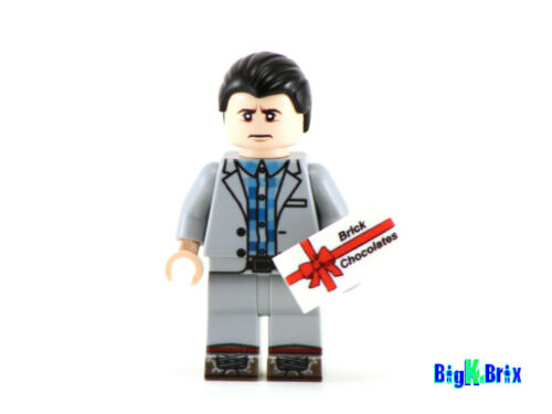FORREST GUMP Custom Printed /& Inspired Lego Movie Minifigure!