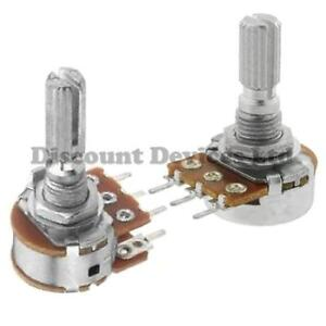 1-5-10-20-50-100-500-K-M-ohm-Linear-Logarithmic-Mono-Stereo-Pot-Potentiometer-st