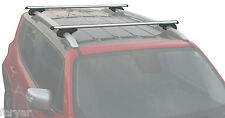 CROSS BARS CROSSBARS ROOF RACKS FOR 2015-2017 JEEP RENEGADE AERO STYLE