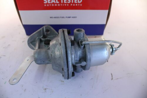 Willys MB Fuel Pump Assy WO-A8323 Seal Tested New Made