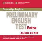 Cambridge Preliminary English Test Extra Audio CD Set (2 CDs) by Cambridge ESOL (CD-Audio, 2006)