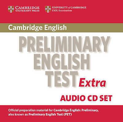 PET Practice Tests. Cambridge Preliminary English Test Extra Audio CD Set (2 CDs