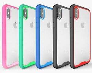 For Apple iPhone XR Xs Max X 8 7 Plus 6 Se 2020 Case Cover Clear Shockproof Thin