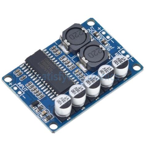 1PCS TDA8932 Digital Amplifier Board Module Mono 35W Low Power Stereo Amplifier