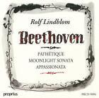 Klaviersonaten op.13,op.27,2+op.57 von Rolf Lindblom (2014)
