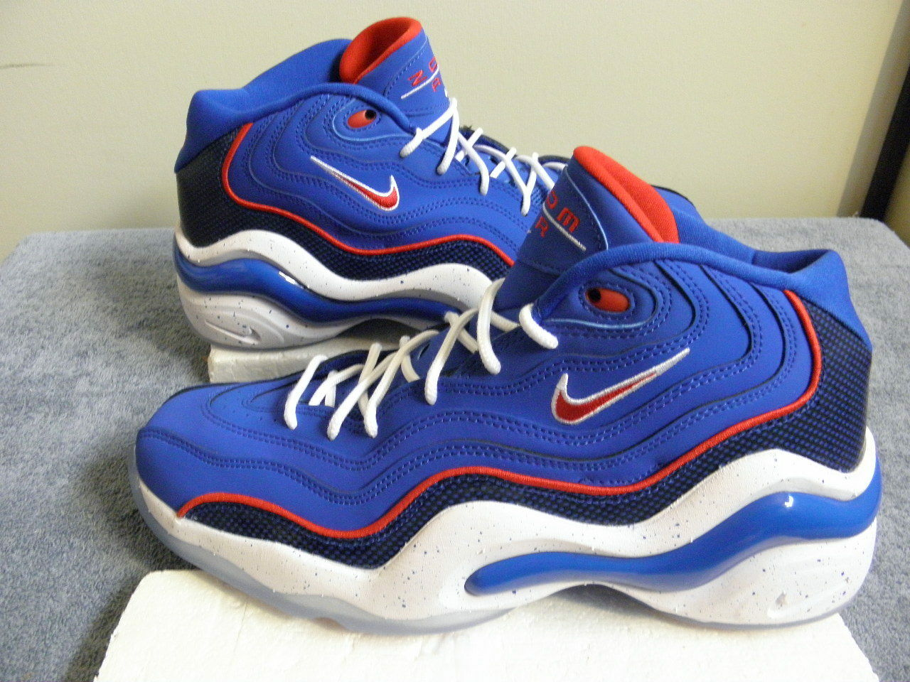 Nike Air Zoom Flight 96 Allen Iverson AI Penny Hardaway unreleased DS NEW 10.5