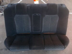 TOYOTA JZX100 CHASER series1 1JZ-GTE rear back seat top and bottom sec/h #2E