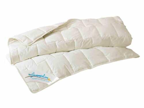 Duvet Quilt Summer Blanket steppbett Summer 155x220 cm Bed Silk Franken Pride