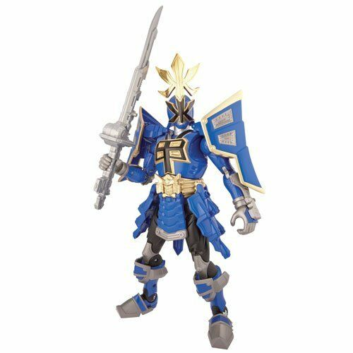12  Power Rangers Samurai Shogun Shogun Shogun Battlized Ranger figure with Rem Armour BOXED 26448d