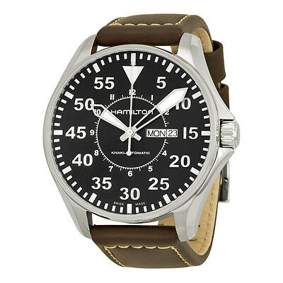 Hamilton Khaki Pilot Mens Watch H64715535