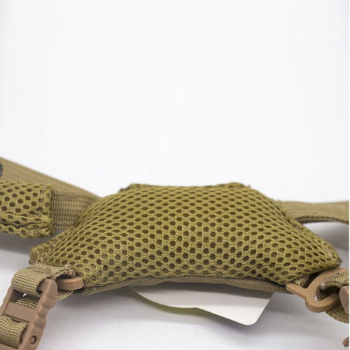 Tactical Helmet fixed hanging strap hang /& spongy pad cushion For WENDY helmet