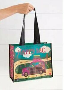 Details About Natural Life Woo Hy Bag Large Recycled Reusable Gift