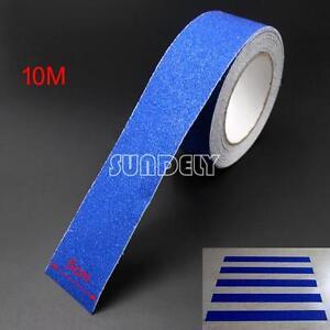 5cm-Blue-ANTI-SLIP-TAPE-Grip-Adhesive-Backed-Non-Slip-Safety-Floor-Steps-Trailer