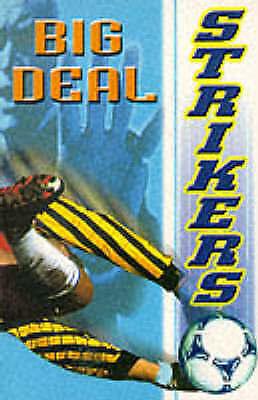 """AS NEW"" Cattell, Bob, Ross, David, Big Deal (Strikers), Paperback Book"