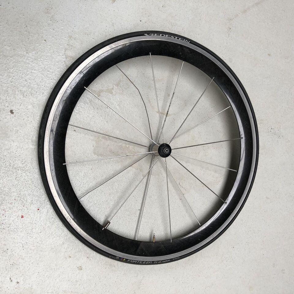 Hjul, sæt Carbonhjul / alu hjul 55mm høj profil