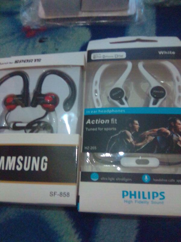 Headphones brand new