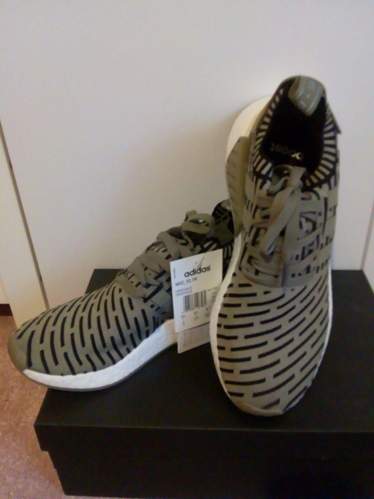 Adidas Originals, NMD R2 PK, BA7198 premier tricot UK8, 5, US9