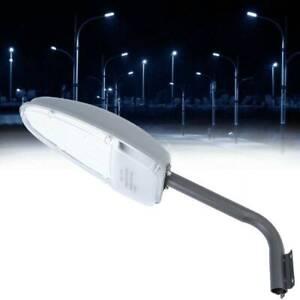 24W LED Straßenlaterne mit Lichtsensor Hofbeleuchtung Straßenleuchte Gartenlampe