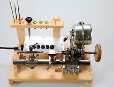 Uhrmacher Drehbank 6 mm mit Motor