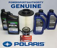 2013-2014 Polaris Ranger 800 Complete Service Kit Oil Change Air Filter Crew